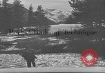 Image of skiing United States USA, 1942, second 1 stock footage video 65675076400