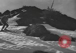 Image of skiing United States USA, 1942, second 6 stock footage video 65675076400