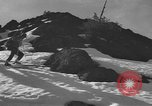 Image of skiing United States USA, 1942, second 8 stock footage video 65675076400