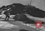 Image of skiing United States USA, 1942, second 9 stock footage video 65675076400