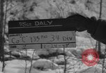 Image of US soldiers playing craps Italy, 1945, second 6 stock footage video 65675076405
