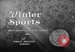 Image of Winter Sports United States USA, 1934, second 9 stock footage video 65675076407
