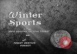 Image of Winter Sports United States USA, 1934, second 12 stock footage video 65675076407