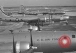 Image of WB-29A weather reconnaissance aircraft Bermuda, 1951, second 4 stock footage video 65675076417