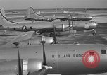 Image of WB-29A weather reconnaissance aircraft Bermuda, 1951, second 10 stock footage video 65675076417