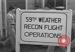 Image of 59th Weather Reconnaissance Flight Bermuda, 1955, second 12 stock footage video 65675076431