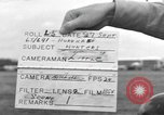 Image of WB-50 and WB-29  Weather reconnaissance aircraft Bermuda Island, 1955, second 1 stock footage video 65675076439