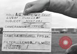Image of WB-50 and WB-29  Weather reconnaissance aircraft Bermuda Island, 1955, second 2 stock footage video 65675076439
