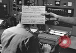 Image of USAF Weather office in Bermuda Bermuda, 1955, second 12 stock footage video 65675076446