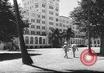 Image of Aviation Building aka Fritz Hotel Miami Florida USA, 1961, second 7 stock footage video 65675076451