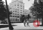Image of Aviation Building aka Fritz Hotel Miami Florida USA, 1961, second 8 stock footage video 65675076451