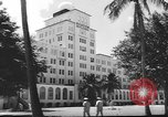 Image of Aviation Building aka Fritz Hotel Miami Florida USA, 1961, second 9 stock footage video 65675076451