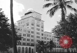 Image of Aviation Building aka Fritz Hotel Miami Florida USA, 1961, second 10 stock footage video 65675076451