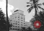Image of Aviation Building aka Fritz Hotel Miami Florida USA, 1961, second 11 stock footage video 65675076451