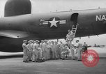 Image of Hurricane Hunters at Naval Station Roosevelt Roads Puerto Rico, 1961, second 2 stock footage video 65675076453