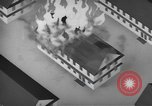 Image of dangers of fire United States USA, 1944, second 7 stock footage video 65675076458