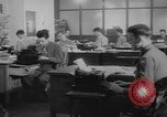 Image of Army News Service New York United States USA, 1944, second 9 stock footage video 65675076462