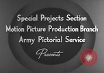 Image of Women Army Auxiliary Corps United States USA, 1943, second 12 stock footage video 65675076471