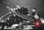 Image of U.S. flying cadets learn about airplane systems and parts Texas USA, 1940, second 12 stock footage video 65675076483