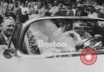 Image of Audie Murphy Boston Massachusetts USA, 1955, second 2 stock footage video 65675076487