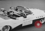 Image of Audie Murphy Boston Massachusetts USA, 1955, second 8 stock footage video 65675076487