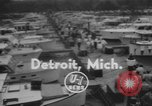 Image of Silver Cup Regatta Detroit Michigan USA, 1955, second 1 stock footage video 65675076490