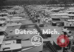 Image of Silver Cup Regatta Detroit Michigan USA, 1955, second 2 stock footage video 65675076490