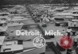 Image of Silver Cup Regatta Detroit Michigan USA, 1955, second 3 stock footage video 65675076490