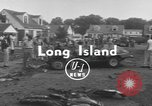 Image of crash landing Long Island New York USA, 1954, second 3 stock footage video 65675076493