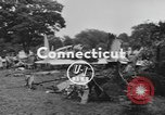 Image of airplane crash Connecticut USA, 1954, second 2 stock footage video 65675076494