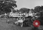 Image of airplane crash Connecticut USA, 1954, second 3 stock footage video 65675076494