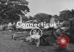 Image of airplane crash Connecticut USA, 1954, second 4 stock footage video 65675076494