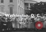 Image of Dwight David Eisenhower Washington DC USA, 1954, second 1 stock footage video 65675076496