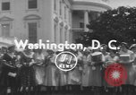 Image of Dwight David Eisenhower Washington DC USA, 1954, second 4 stock footage video 65675076496