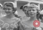 Image of Dwight David Eisenhower Washington DC USA, 1954, second 12 stock footage video 65675076496