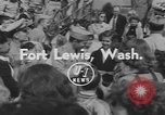 Image of Audie Murphy Tacoma Washington Fort Lewis USA, 1954, second 1 stock footage video 65675076498