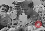 Image of Audie Murphy Tacoma Washington Fort Lewis USA, 1954, second 4 stock footage video 65675076498