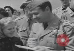 Image of Audie Murphy Tacoma Washington Fort Lewis USA, 1954, second 6 stock footage video 65675076498