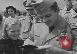 Image of Audie Murphy Tacoma Washington Fort Lewis USA, 1954, second 7 stock footage video 65675076498
