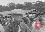 Image of Hambletonian racing Goshen New York USA, 1954, second 9 stock footage video 65675076499