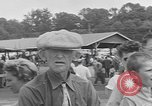 Image of Hambletonian racing Goshen New York USA, 1954, second 10 stock footage video 65675076499