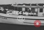Image of American scuba divers Gulf of Mexico, 1954, second 3 stock footage video 65675076505