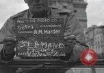 Image of United States soldiers Saint Amand France, 1944, second 1 stock footage video 65675076512