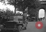 Image of Stars and Stripes newspaper Paris France, 1944, second 6 stock footage video 65675076514