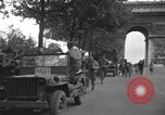 Image of Stars and Stripes newspaper Paris France, 1944, second 8 stock footage video 65675076514