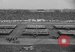Image of football match Baltimore Maryland USA, 1935, second 2 stock footage video 65675076524