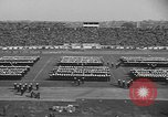 Image of football match Baltimore Maryland USA, 1935, second 8 stock footage video 65675076524