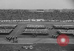 Image of football match Baltimore Maryland USA, 1935, second 9 stock footage video 65675076524