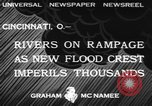 Image of damage from floods Cincinnati Ohio USA, 1933, second 4 stock footage video 65675076529