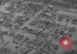 Image of damage from floods Cincinnati Ohio USA, 1933, second 10 stock footage video 65675076529